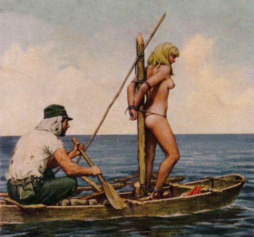 Sailboat Nude 19