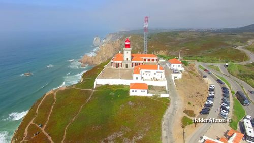 Cabo da Roca-cel mai vestic punct al Europei.Oferte de vacanta in Portugalia: http://www.viotoptravel.ro/portugalia/transport/avion.html https://video.buffer.com/v/5874f41631c210c131cecc46