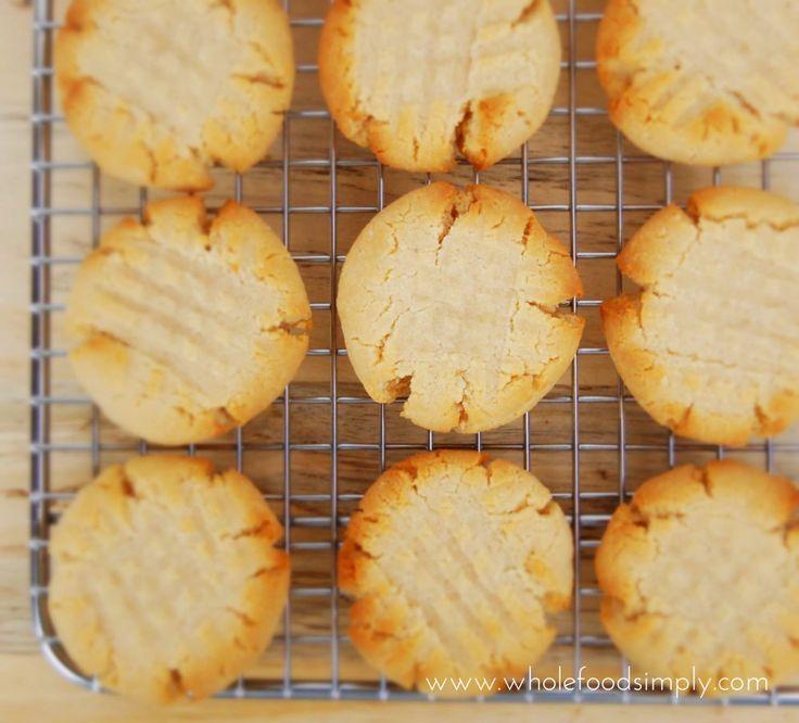 Vanilla Cookies | Wholefood Simply | Bloglovin'