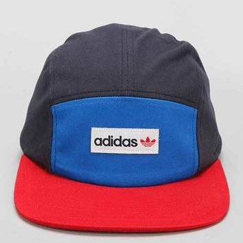 adidas Originals Odd 5-Panel Hat- Blue Multi One  1f3661c5cb5c