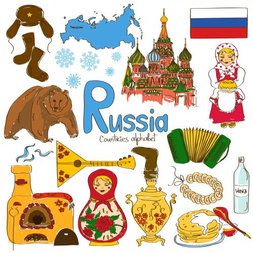 Learn all about Russia's geography and culture with this free download! Not only will your child memorize the flag and capitol, but