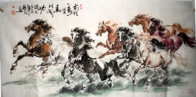 Famous Asian Artists Paintings