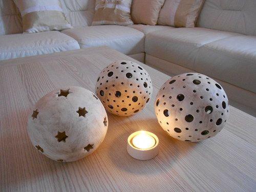 svícen - koule