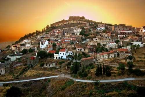 Chios Greece, Volisos