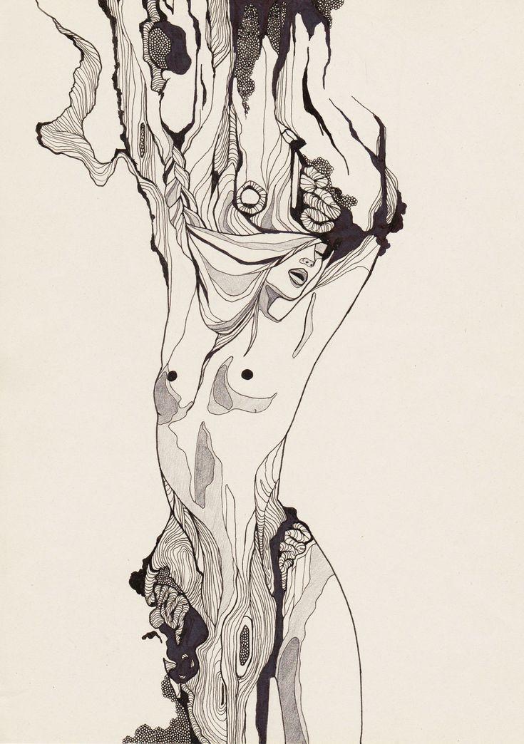 Drawing by Stefanie Nieuwenhuyse #paper #pencil #art