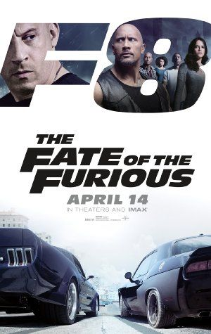 The Fate of the Furious - Terrible.