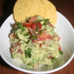 Mexicaanse guacamole @ allrecipes.nl