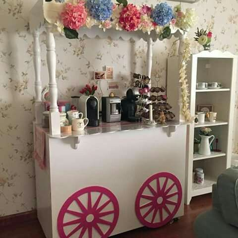 Coffee Zone, Home Decoration, Corner