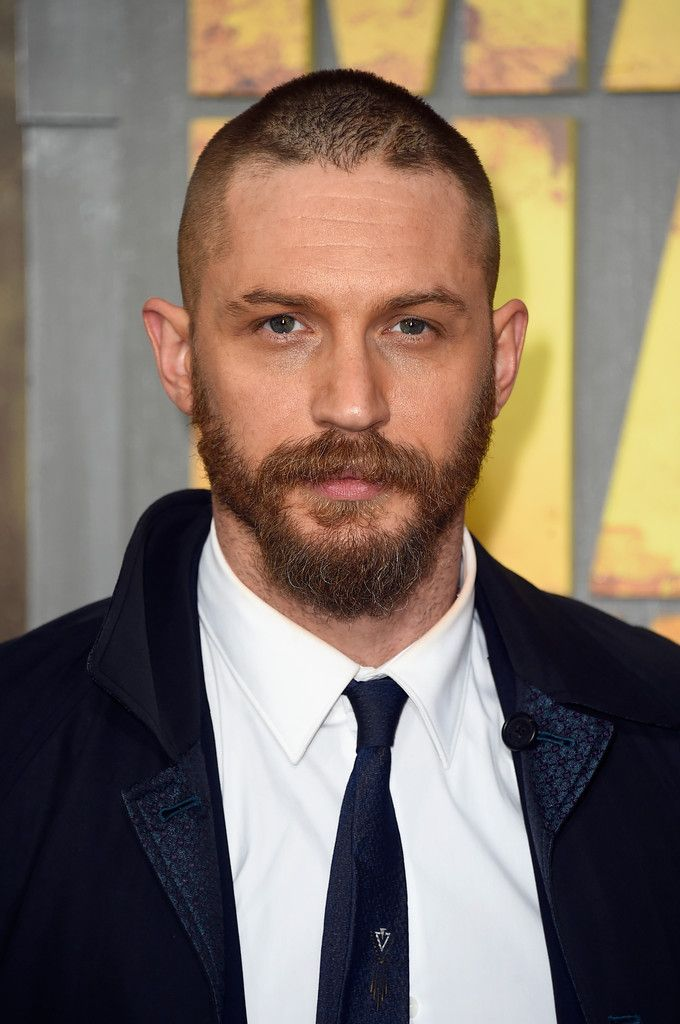 "Tom Hardy Photos Photos - Actor Tom Hardy attends the premiere of Warner Bros. Pictures' ""Mad Max: Fury Road"" at TCL Chinese Theatre on May 7, 2015 in Hollywood, California. - Premiere Of Warner Bros. Pictures' 'Mad Max: Fury Road' - Arrivals"