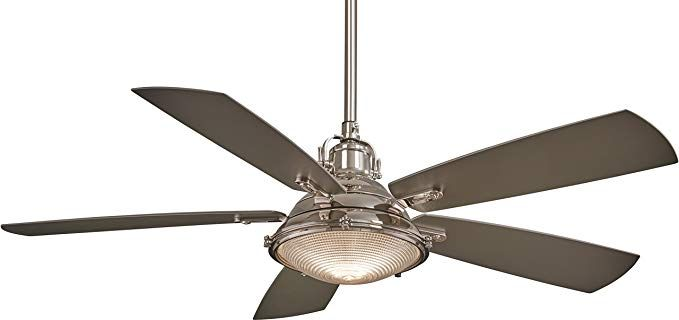 Minka Aire F681 Pn Groton 56 Ceiling Fan With Light Remote