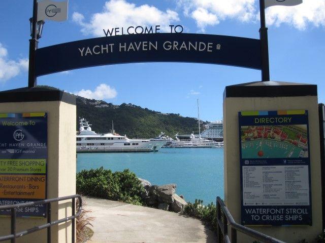 Charlotte Amalie St Thomas Ilhas Virgens Americanas Na dúvida embarque