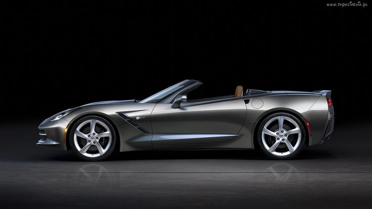 Corvette, Stingray, Convertible