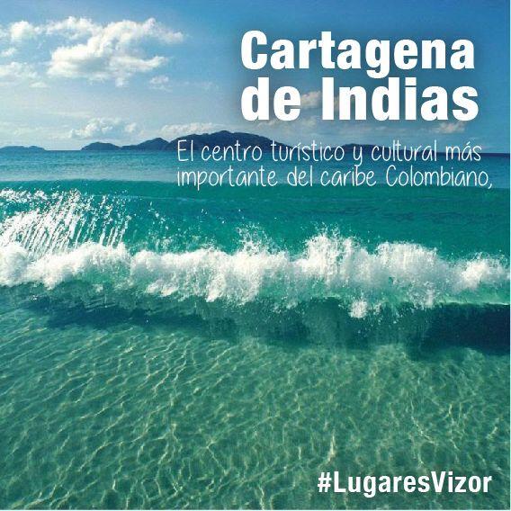 Visita Cartagena esta #SemanaSanta2016. No te arrepentirás de esta nueva aventura #LugaresVizor #Turismo #Colombia