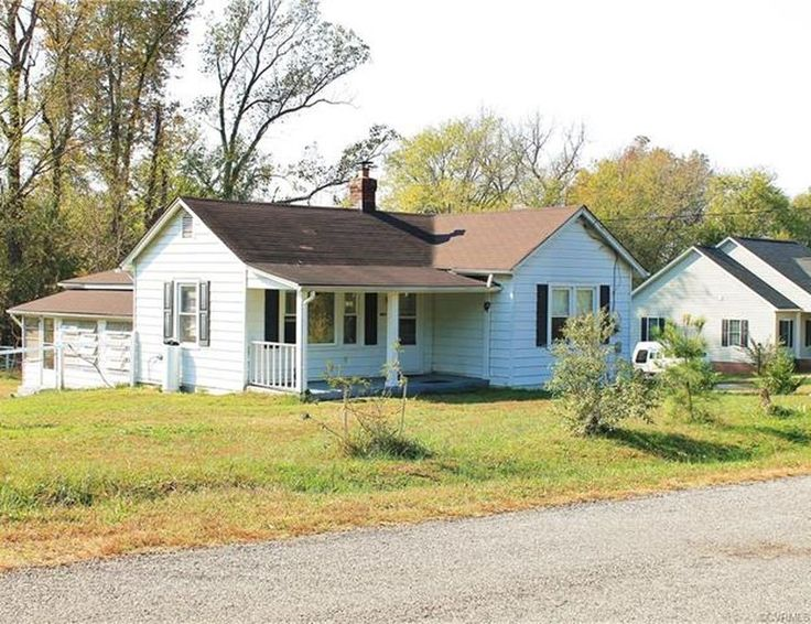 For sale: $116,995. Stop Paying Someone Else's Mortgage! Affordable, and Charming Home with Replacement Windows, Small Basement Area and Beautiful Fenced Back Yard with Farm Shed! Great Location, Perfect for First Time Homebuyer or Investor. Close to AMELIA COUNTY'S WONDERFUL PUBLIC WILDLIFE MANAGEMENT AREA-(2,068 ACRES OF HUNTING DEER, TURKEY & OTHER SMALL GAME, AS WELL AS A 125-ACRE FISHING & CANOEING LAKE!) It's a Great Time to Invest in Real Estate... Prices are Low! I...