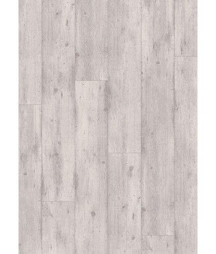 £21.49 price/m2 Impressive 8 Concrete Light Grey Laminate Flooring