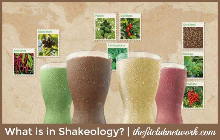 What is in Shakeology? 70+ ultra high quality ingredients, including essential nutrients and superfoods from around the world. Request a FREE sample from us! | TheFitClubNetwork.com