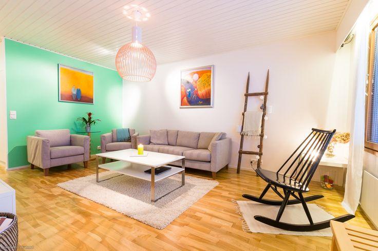 Myytävät asunnot, Parkkimäentie 12, Hämeenlinna #oikotieasunnot #värit