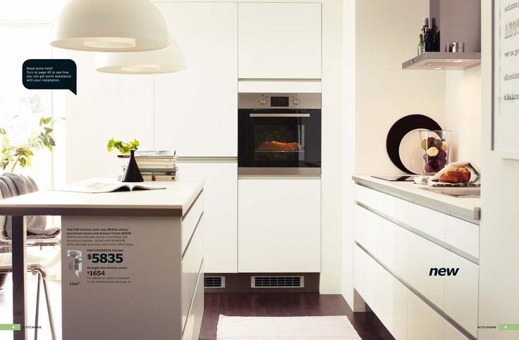 Ikea Kitchen 2012 Catalogue Kitchen Design 2 Interior Design Architecture Pinterest