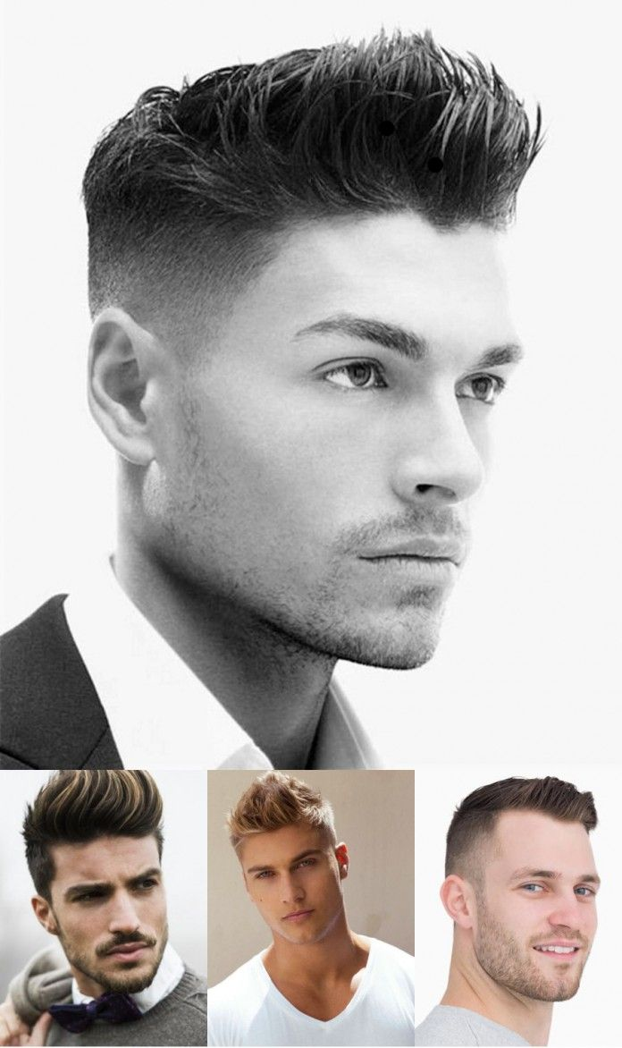 Boy haircuts high fade  best frisuren images on pinterest  hairstyles knight and menus