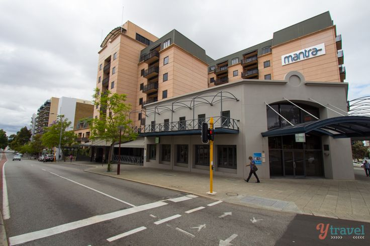 Why We Stay in Apartments - Mantra Perth, Western Australia