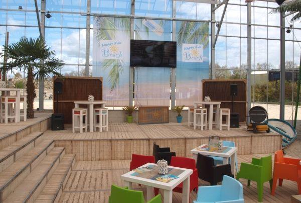 Strandvakantie voor kleuters én tieners op het Stoetenslagh