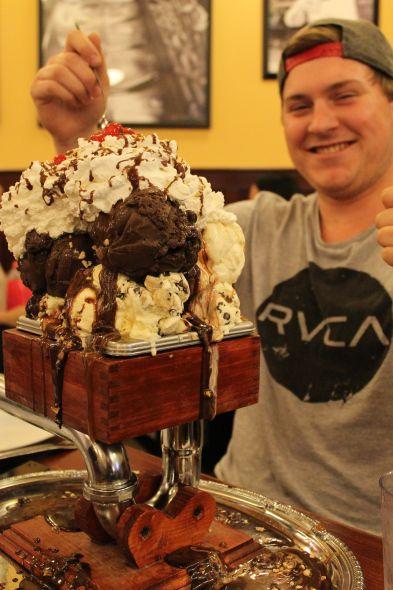 San Francisco Creamery from man vs food San Francisco Creamery Co.   1370 Locust Street, Walnut Creek, Ca 94596 Phone: 925.926.0228   Fax: 925.926.0168