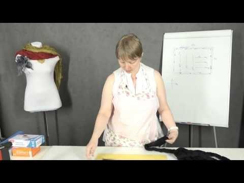 """1 урок курса С.Болюх """"Войлок для одежды"""" - YouTube"""