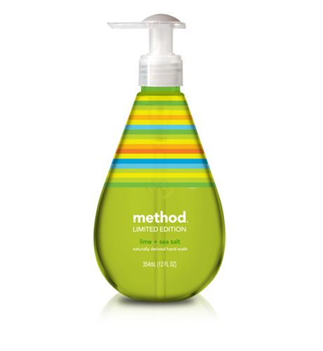 method : gel hand wash – LIMITED EDITION