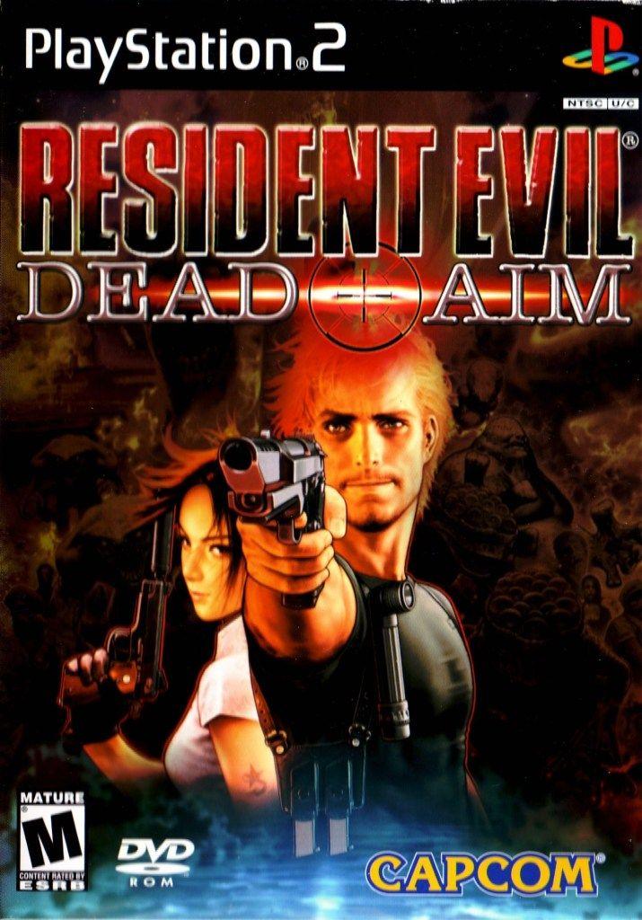 Resident Evil Dead Aim Ps2 Iso Free Download Resident Evil