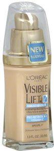 L'Oreal Visible Lift Serum Absolute Advanced Age-Reversing Makeup, $13-$15