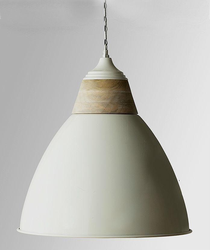 Erika Large Pendant | White – Magins Lighting