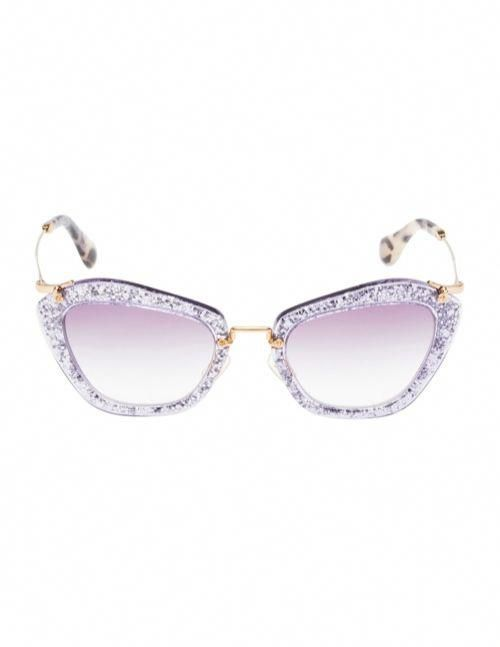 118440b0410a Miu Miu Brings the Glam with its Glitter Sunglasses Collection  MiuMiu