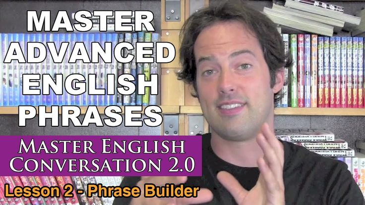 Advanced English Phrases 2 - Pronunciation - English Fluency Bits - Mast...