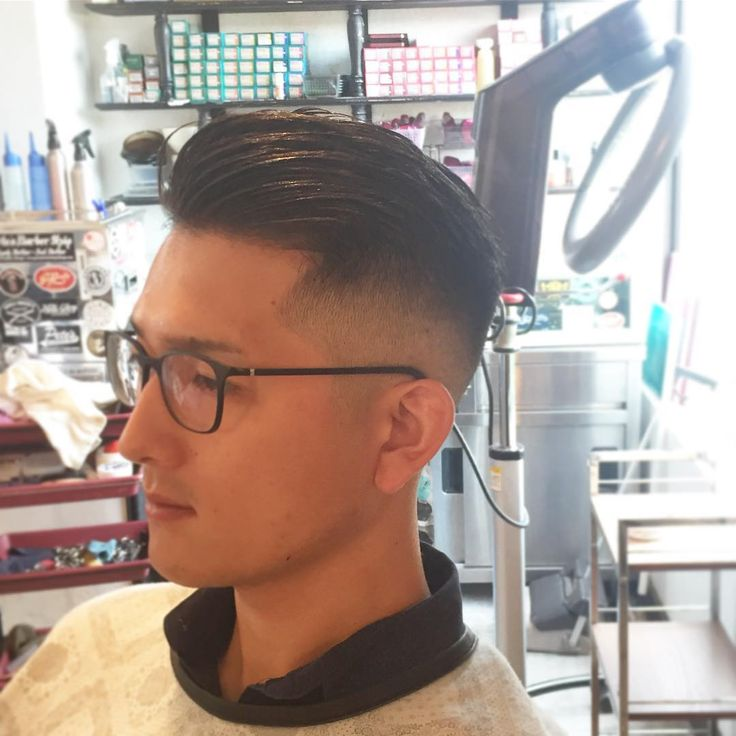Source: Instagram: http://www.instagram.com/wolfmanbarber #fade #wolfmanpomade#wolfmanbarber #wolfmancomb#barber#barbershop JP HND:  Wolfman Barber Shop Takeshi Sohara 2 Locations in Sano-shi, Japan http://hair-wolfman.com/ Check website for...