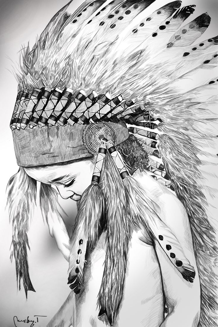 native american drawing drawings tattoos tattoo jesus draw silhouette indian boy uploaded