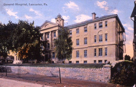 Exterior: 1000+ Images About Historic Lancaster General Health On