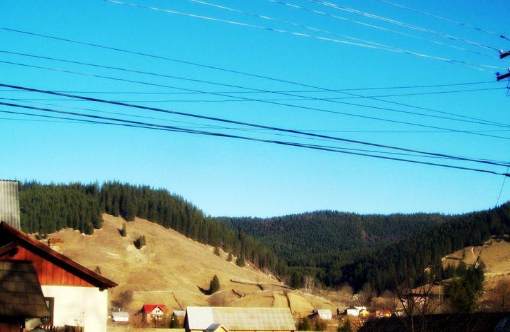 zona de munte