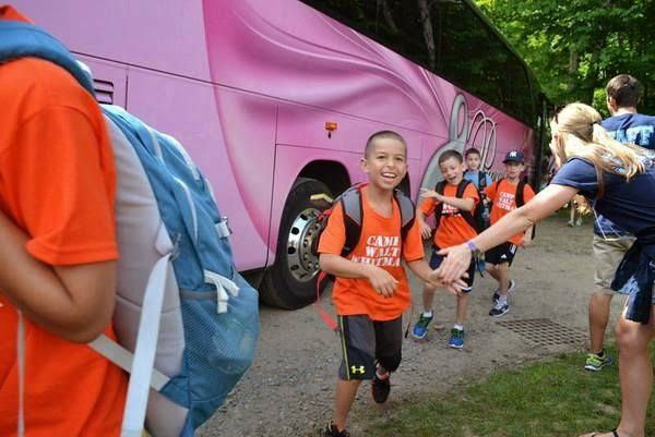 Camp Walt Whitman: Your Child's First Year at Overnight Summer Camp