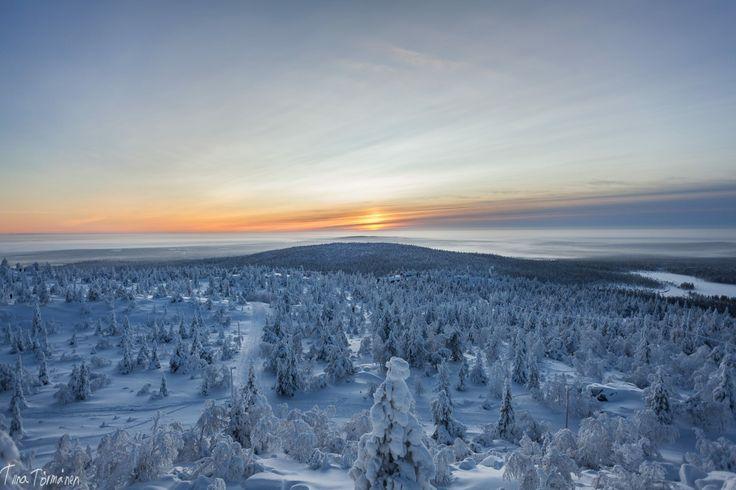 Dec 2012, Iso-Syöte, Pudasjärvi