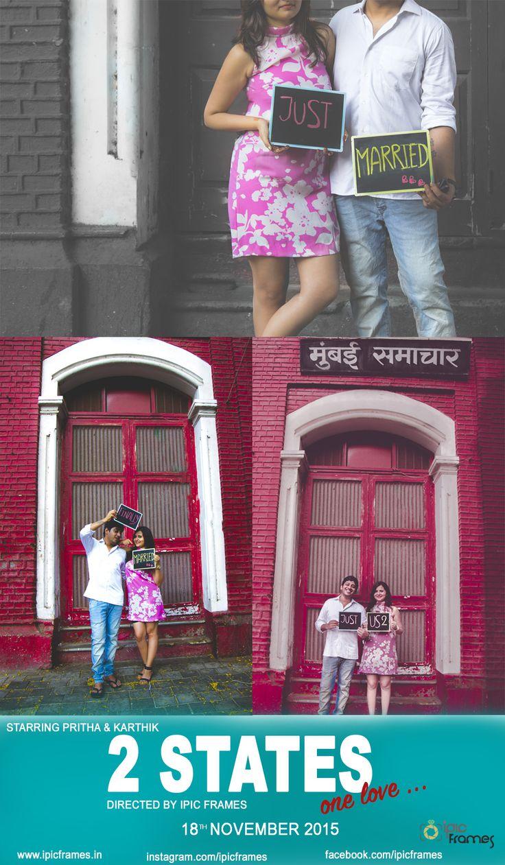 Couple shot | Photography | ipic Frames | Wedding | Bride | Groom | love | Fashion | IndianWedding | Beautiful | Style