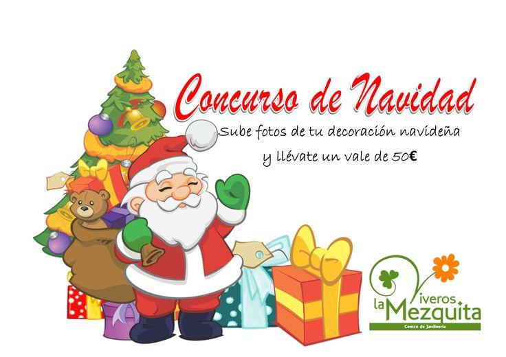 ¡Enséñanos lo que sabes hacer! Ya puedes participar en nuestro concurso de decoración navideña, subiendo las mejores fotos de tus creaciones y podrás ganar 50€ para nuestra tienda. ¡Mucha suerte!