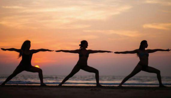 New Years Retreat - Yoga, AcroYoga & Thai Massage December 29th - January 3rd