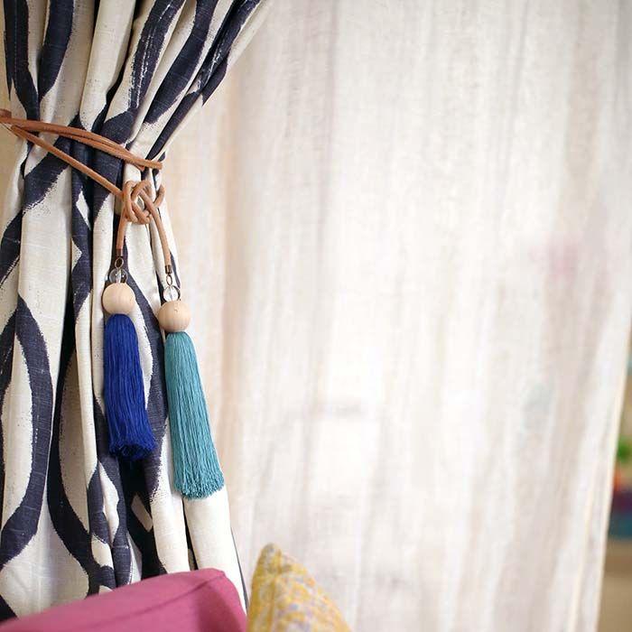 17 mejores ideas sobre Diy Tassel Curtains en Pinterest ...