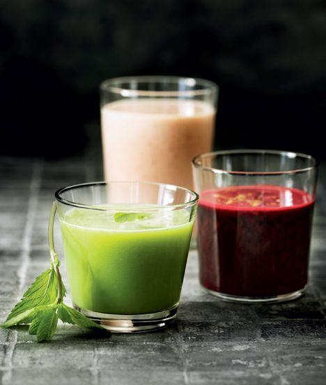 5 opskrifter på friskpresset juice - Boligliv