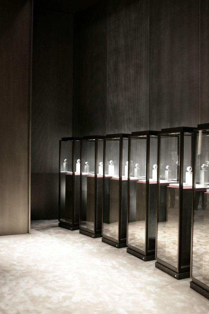 Tristan Auer #jewelry shop design