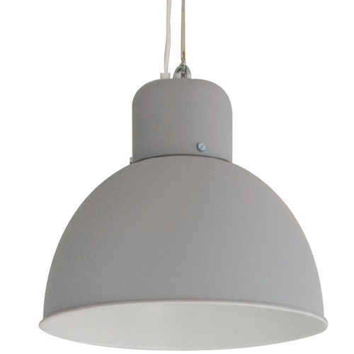 Something similar... above dining table/kitchen counter? Grey hanging lamp #vtwonen #collection
