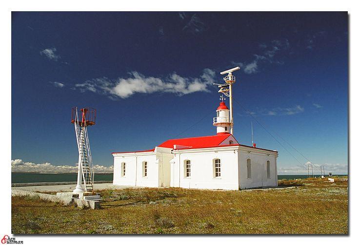 Punta Delgada Lighthouse - Punta Delgada, Magallanes y de la Antartica Chilena