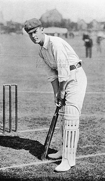 Victor Trumper - Australia. 1877-1915 Hall of fame