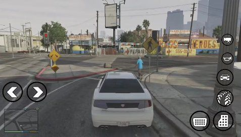 GTA 5 For Android Apk+Data Highly Compressed 82MB Only | GTA