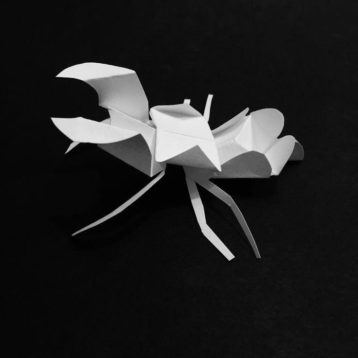 artbug - paperbeatle made by littlelot designstudio